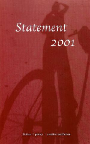 Image of Statement 2001 Cover