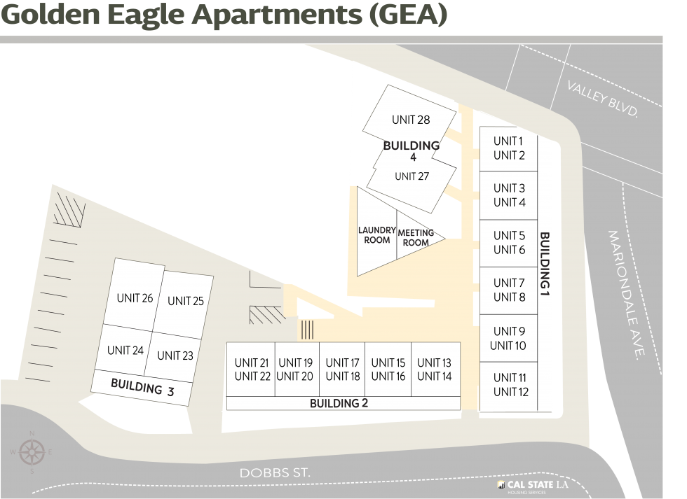 Map of GEA