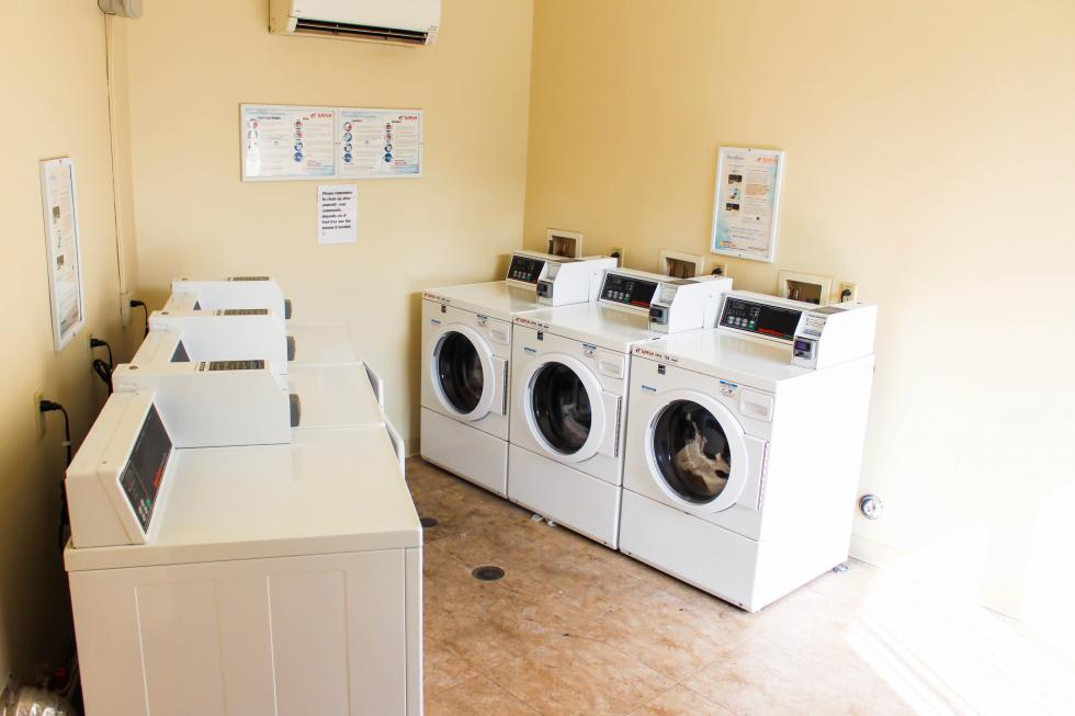 Laundry Room GEA