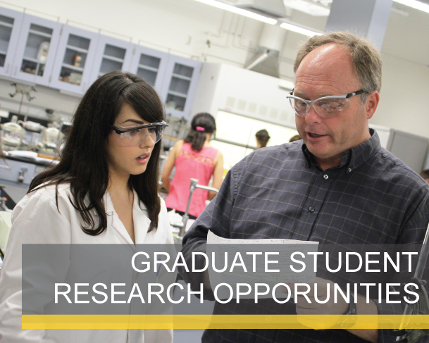 graduate student research opportunities