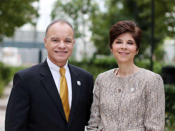 Mind Matters with President Covino and First Lady Debbie Covino