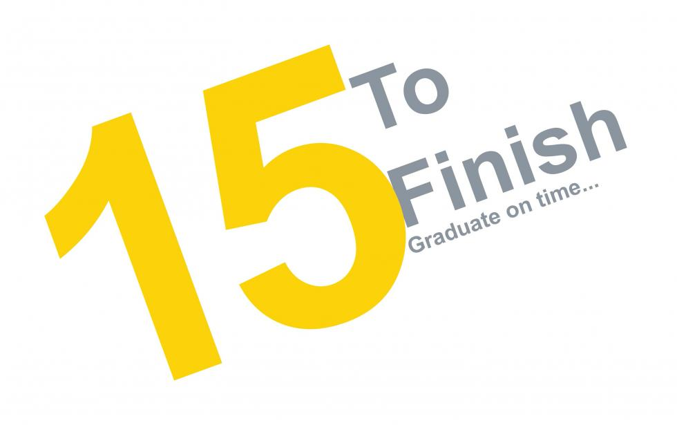 15 to Finish at California State University Los Angeles.