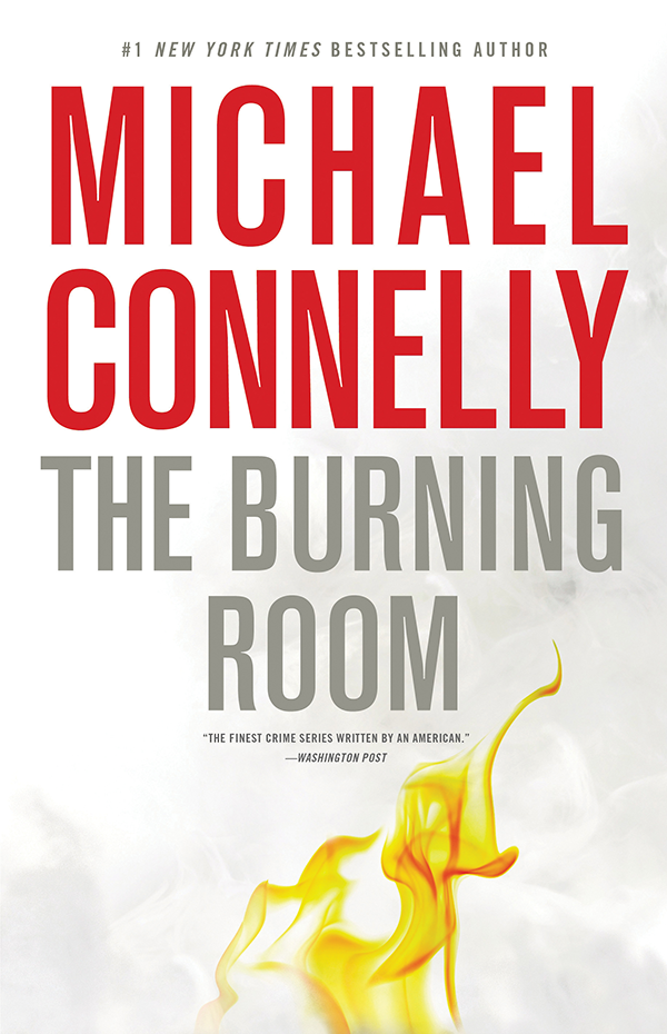 Michael Connelly The Burning Room
