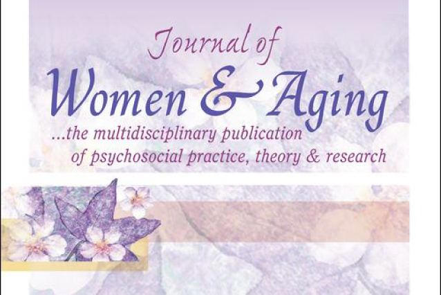 Journal of Women and Aging