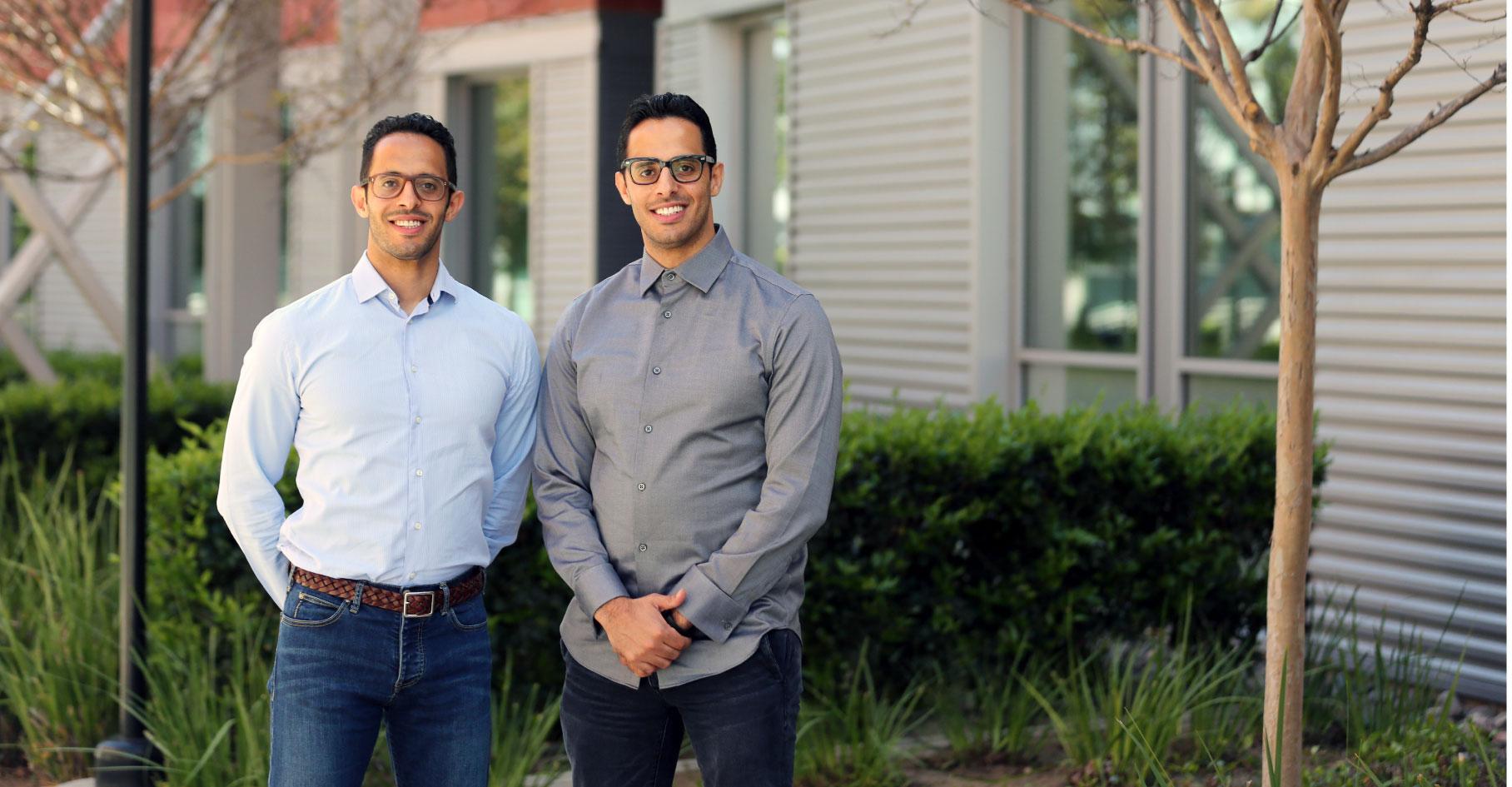 Fahad and Faisal Alnemary