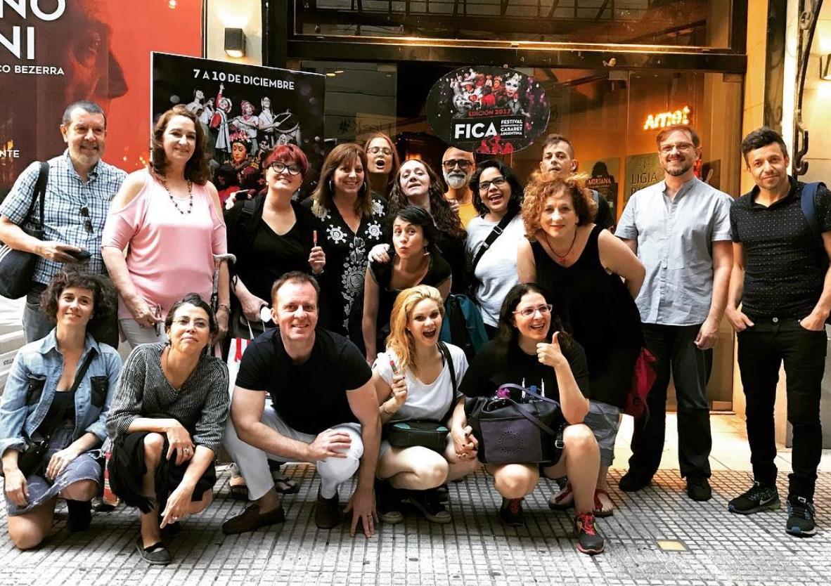 FICA Buenos Aires, Mesa académica cabatera, Dic 2017