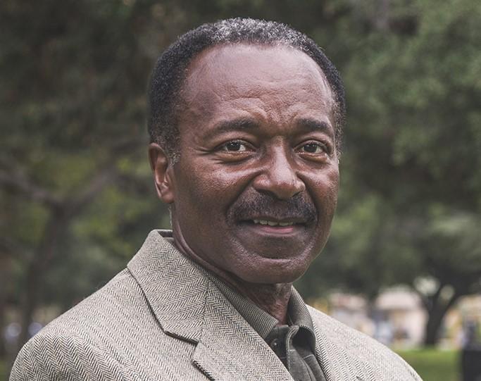 Melvin Donalson, author, professor, filmmaker