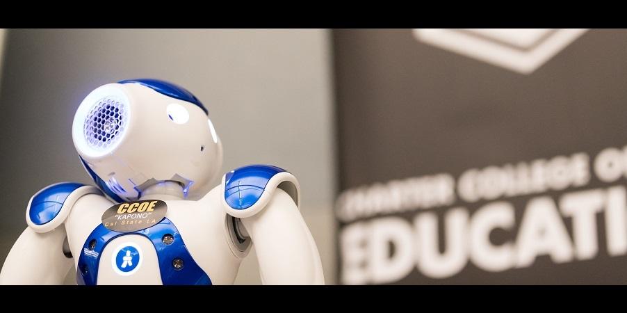 CCOE Humanoid Robot (Kapono)