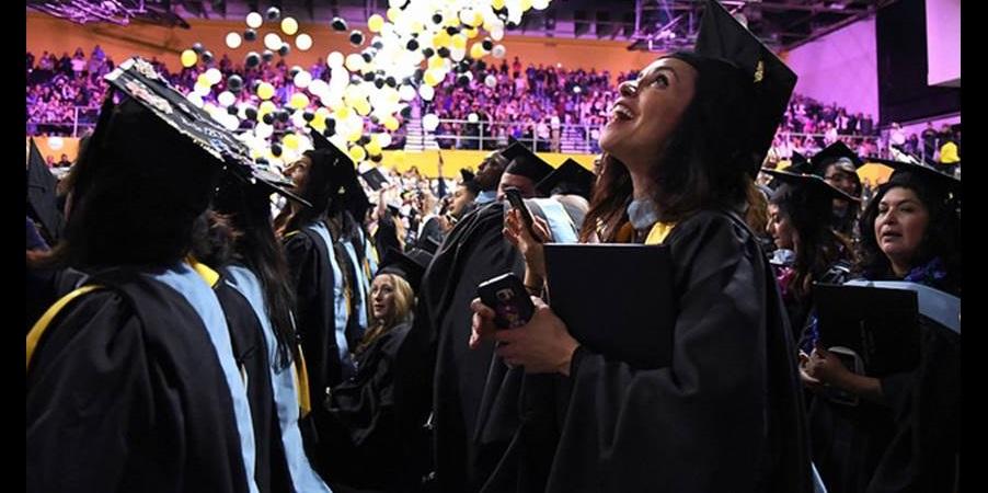 Graduates of the 2018 Commencement Ceremony