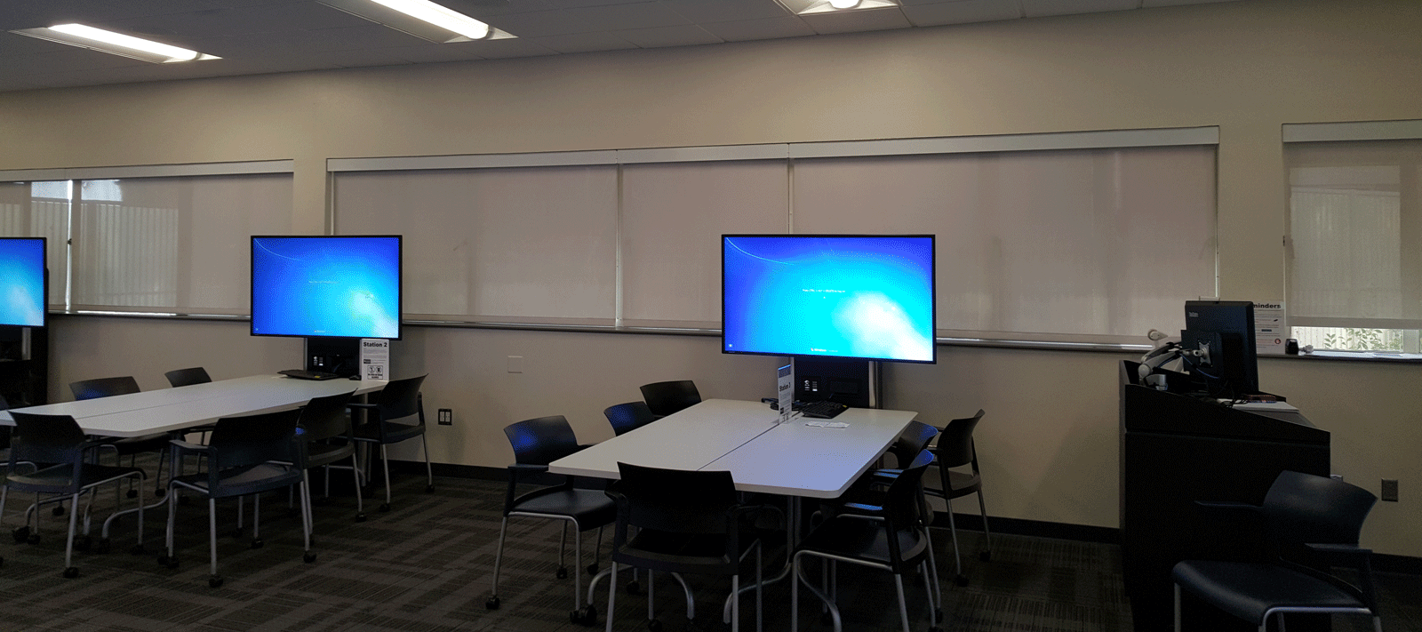 Fine Arts Active Learning Classroom
