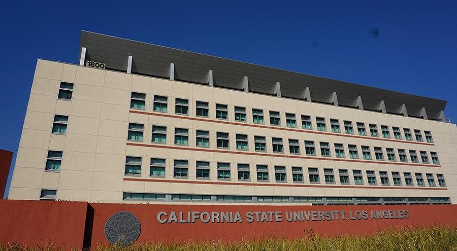Photo of Exterior of Hertzberg-Davis Forensic Center during daytime
