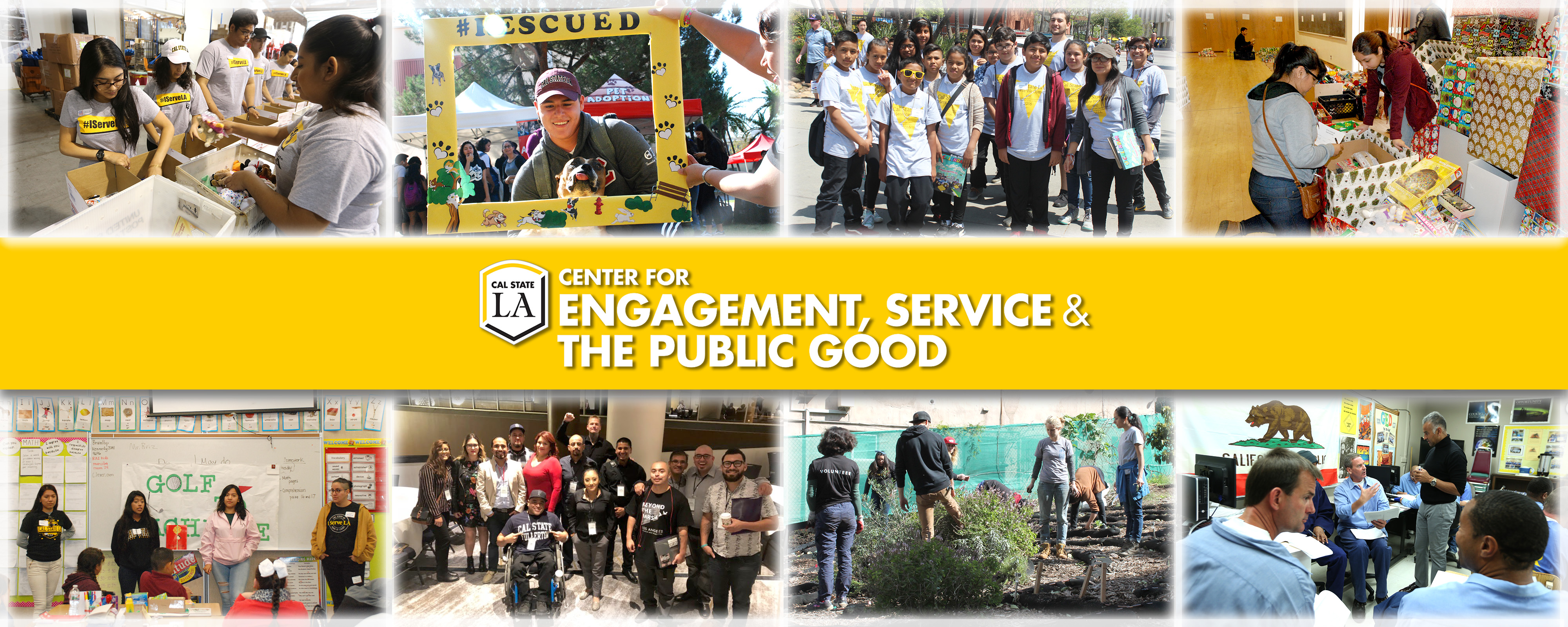 Center for Engagement, Service, and the Public Good