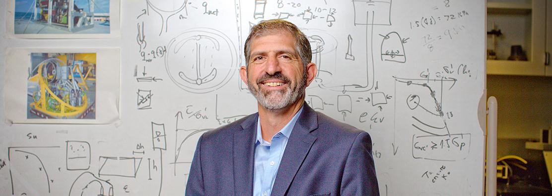 photo of a professor