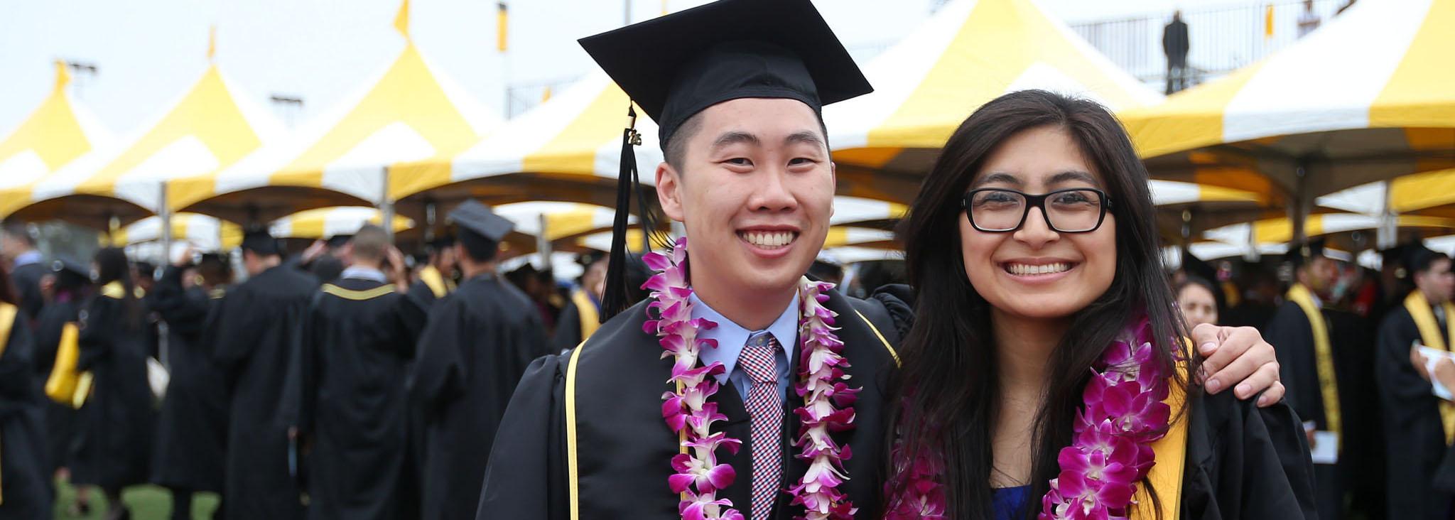 photo of students graduating