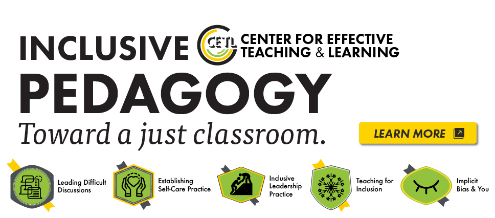Inclusive Pedagody