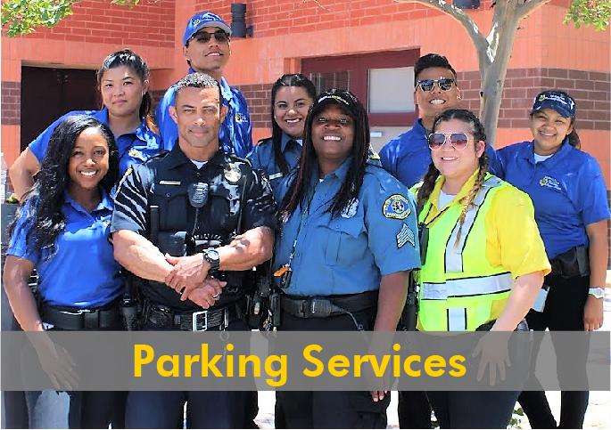 Cal State LA Parking Services