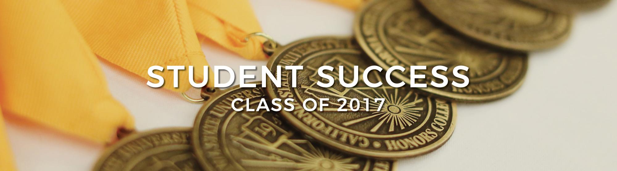 Student Success Class of 2017