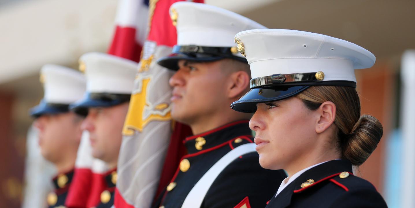 Cal State LA 2016 Veterans Day Ceremony