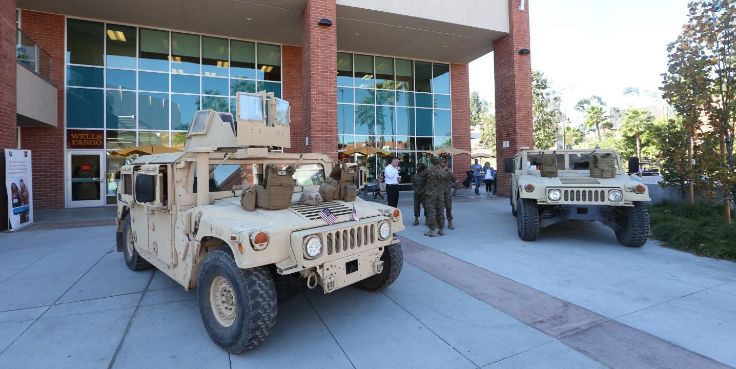 Cal State LA Veterans Resource Center