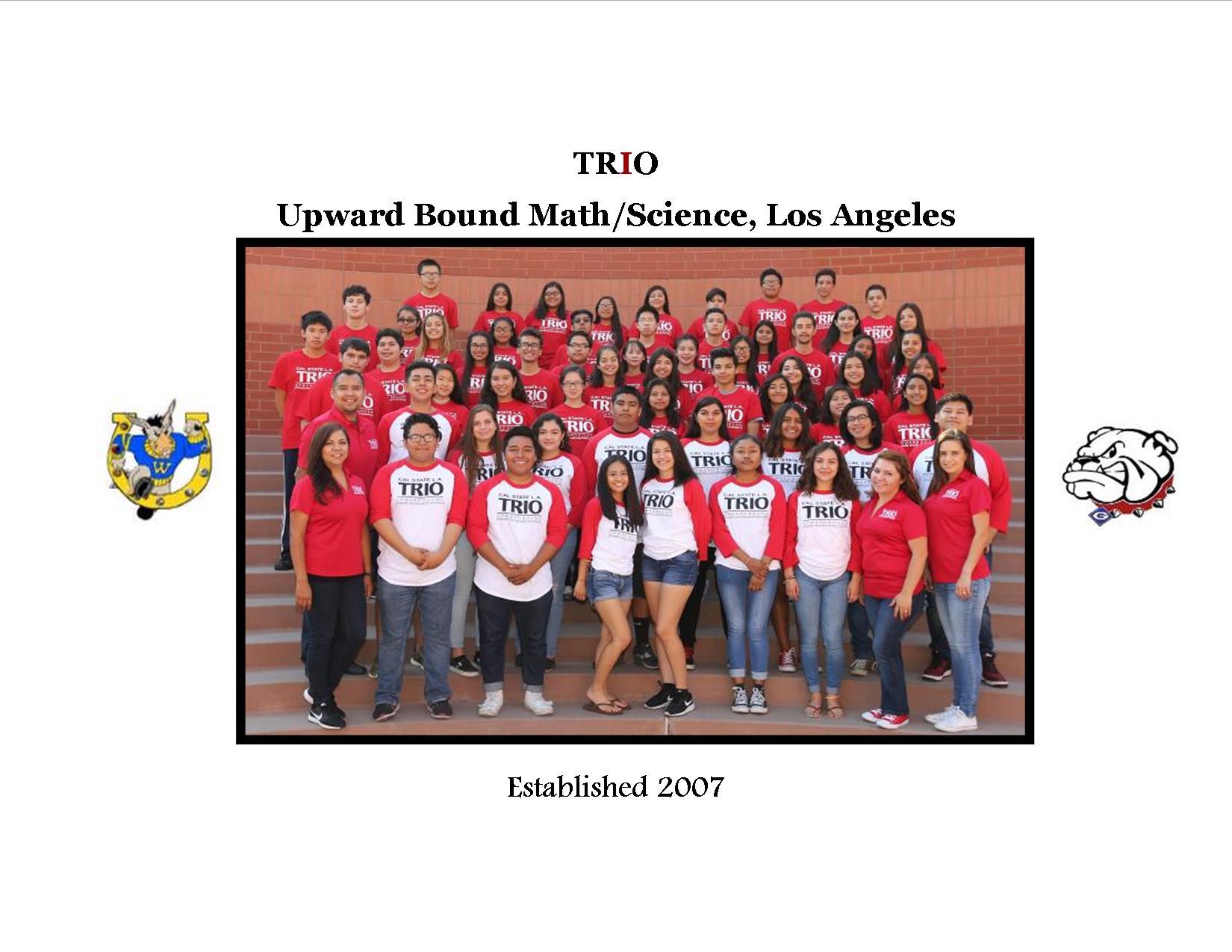 Cal State LA Upward Bound Math Science Los Angeles