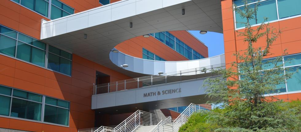 Math & Science Building at West LA College