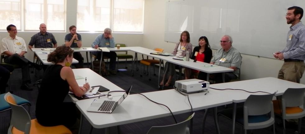 STEM Education Consortium Meeting