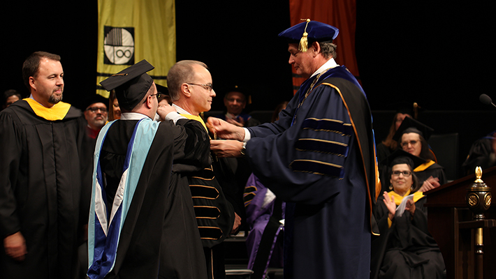 President Covino is installed as the seventh president of Cal State L.A.