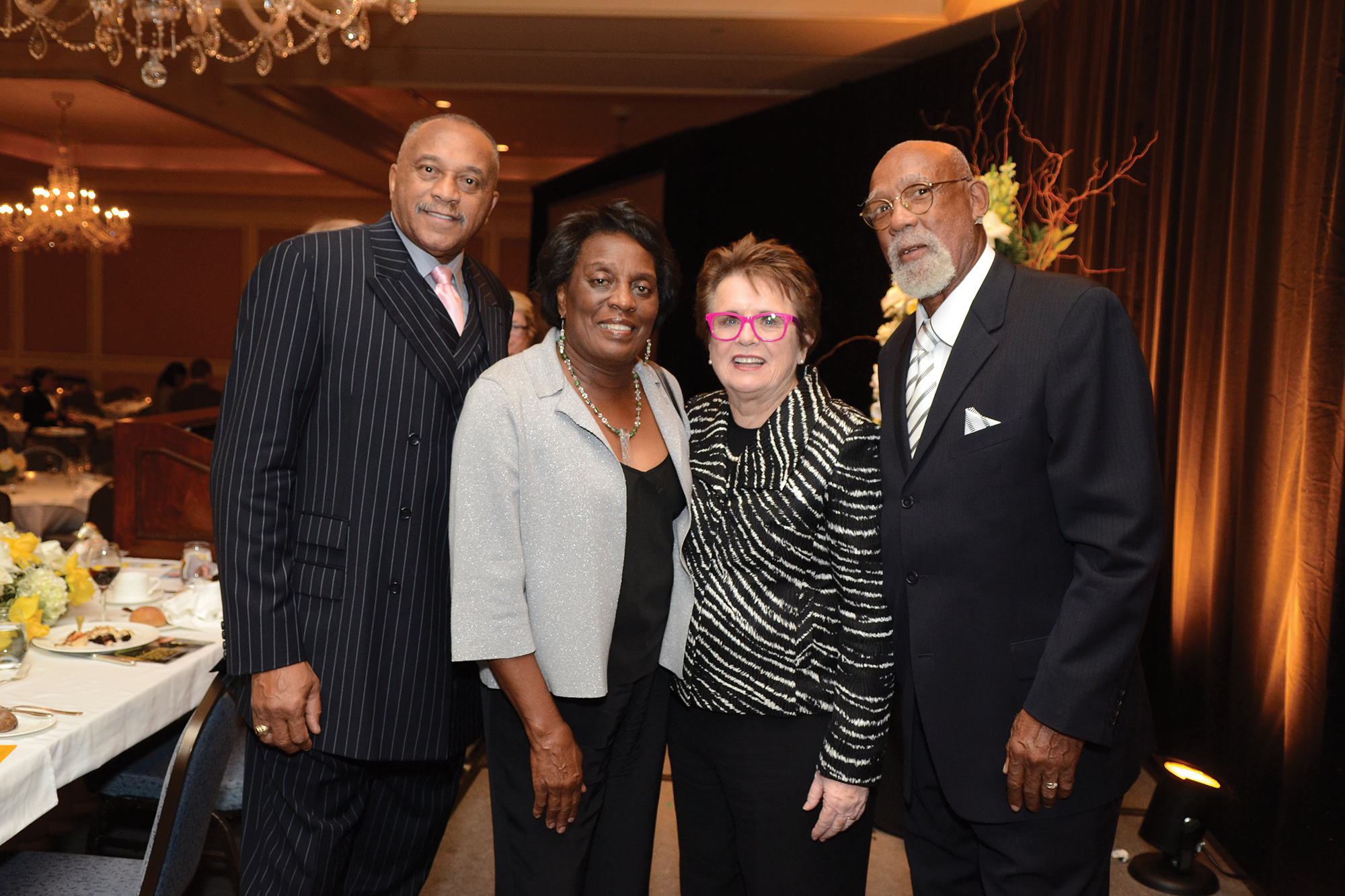 Billie Jean King and Friends Event