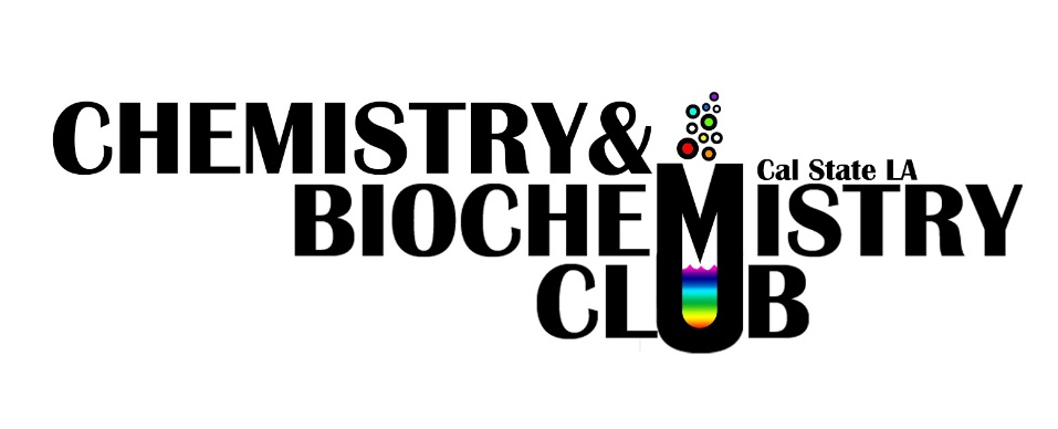 Chemistry and Biochemistry Club graphic