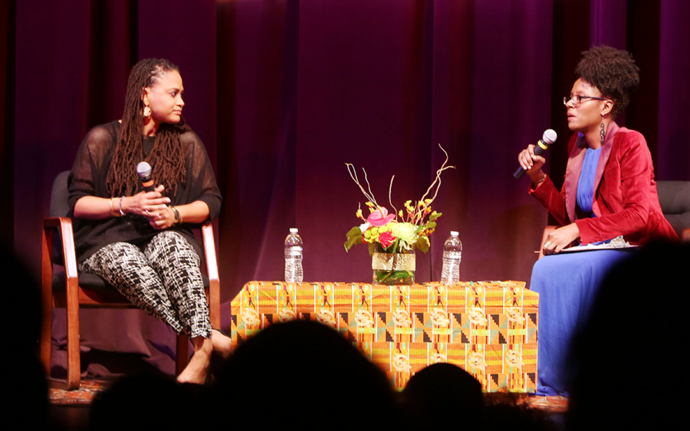Ava DuVernay in conversation.