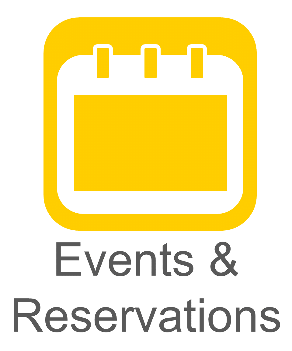 Events & Reservations