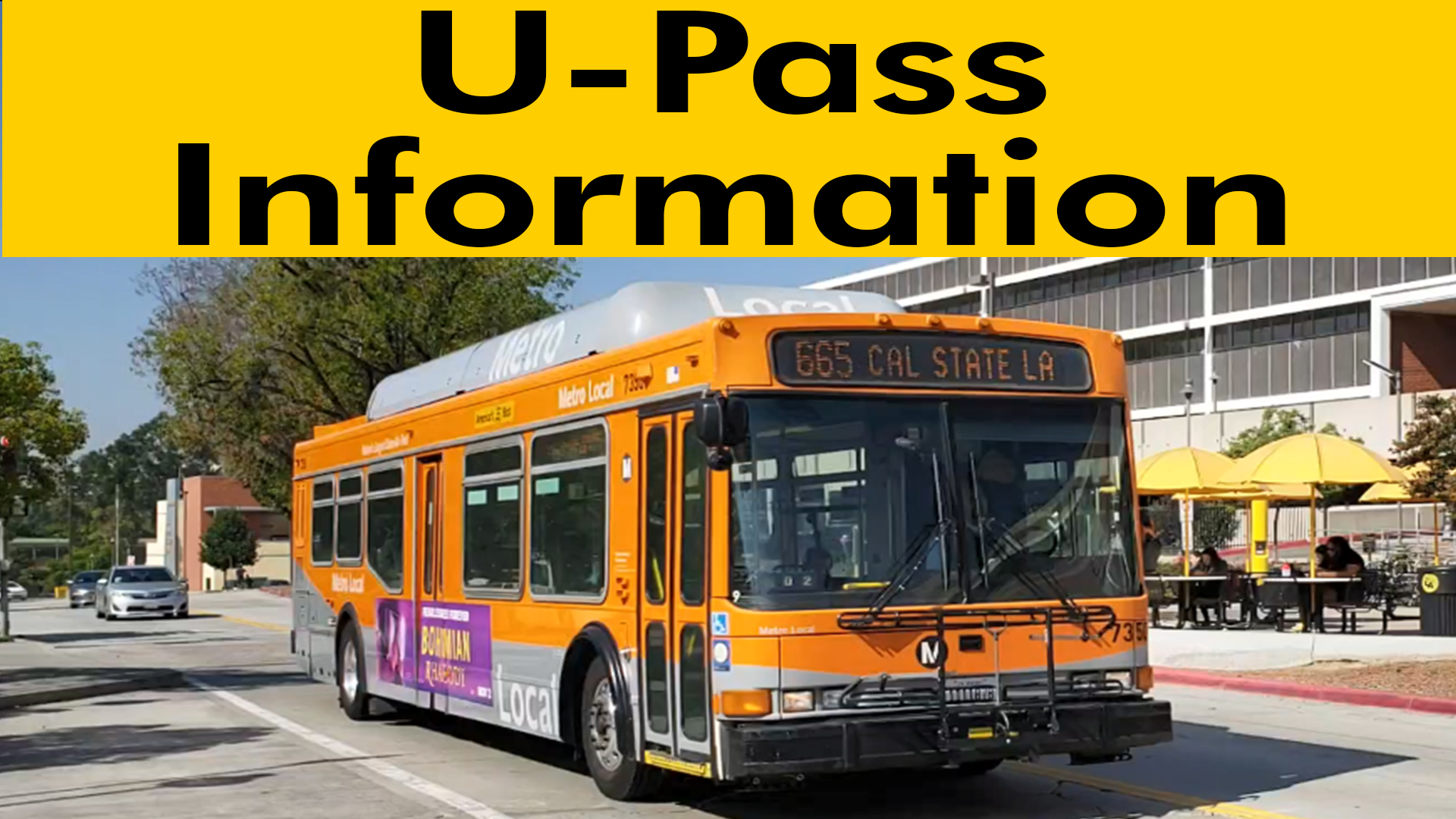 U-Pass Information